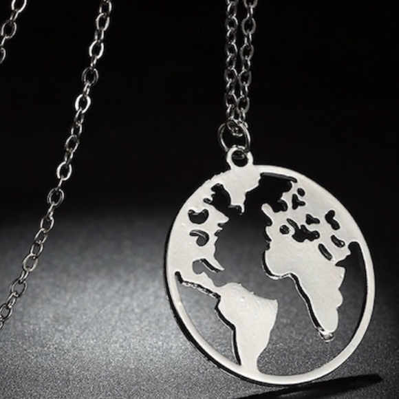 Ocean Dreams Jewelry - #unityindiversity🖤Earth. Our World, Necklace